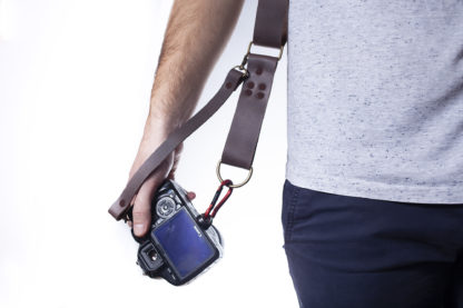 Dual Leather Camera Straps