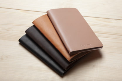 Leather Moleskine Case
