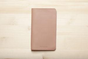 Leather Moleskine Cover
